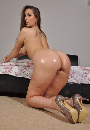 mature nudes oiled Naked