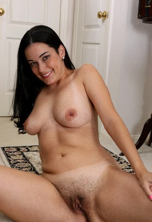 hairy women Naked old