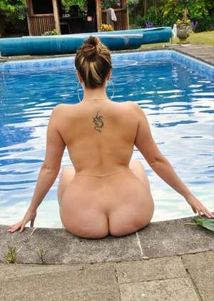 Know Chubby naked swimming girls remarkable