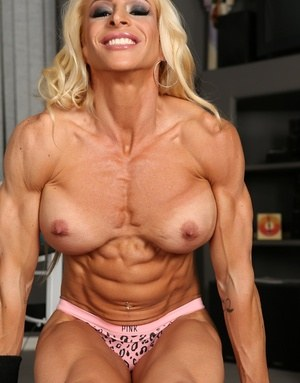 This rather Naked hot gym mom cleared